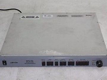 Rent:  Leitch DPS-235 DUAL Time Base Corrector TBC/Synchronizer