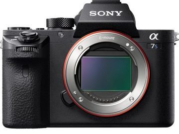 Rent: Sony Alpha a7S II Mirrorless (Body Only) with Metabones
