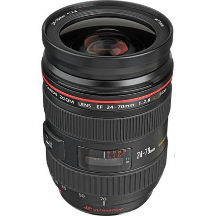 Canon Zoom Wide Angle-Telephoto EF 24-70mm f/2.8L USM Autofo