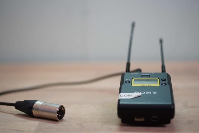 Sony UWP-D11 Wireless Lavalier Microphone