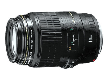 Rent: Canon - EF 100mm f/2.8 USM Macro Lens - Black