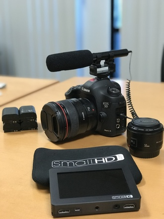 Canon EOS 5D Mark III (with C-Log) Great package!