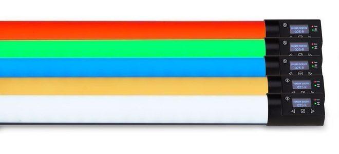 2' RGB Quasar Q25R Rainbow Tube #12