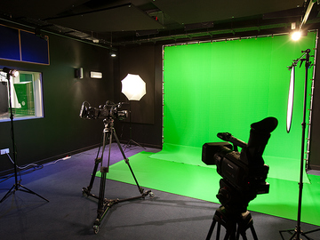 Rent: 12ft. x 12ft. x 8ft.  Chroma GREEN KIT - Scalable, Complete