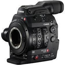 Canon C300 MK II with 2 Cfast cards and 2 batteries