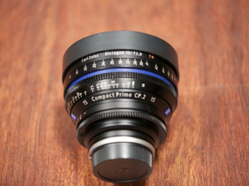 Rent: ZEISS CP2 15mm EF mount