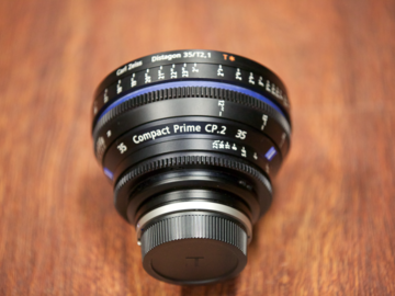 ZEISS 35MM T2.1 EF MOUNT CP2