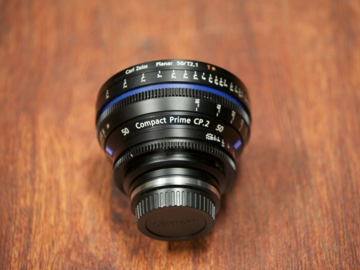 Rent: ZEISS 50MM T2.1 E MOUNT CP2 LENS