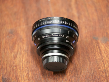 Rent: ZEISS 85MM T2.1 EF MOUNT CP2 LENS