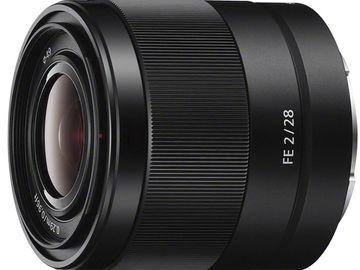 Rent: Sony FE 28mm f/2