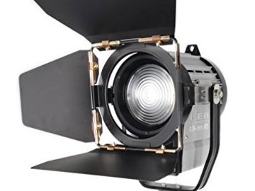 Rent: 100W LED Studio Fresnel Light