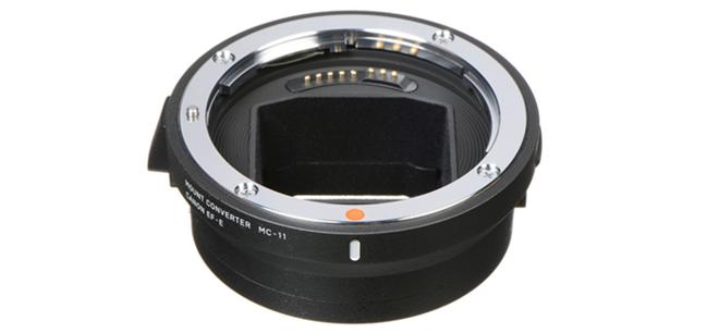 Sigma Mount Converter MC-11 Canon EF to Sony E