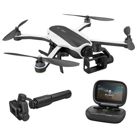 GoPro HERO6 Black & Karma (Drone & Stabilizer)