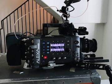 Rent: ARRI Alexa Plus + Lomo Standard Speeds