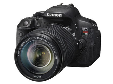 Rent: Canon EOS Rebel T5i