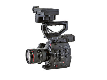 Rent: Canon C300 mkii EF mount (full package)