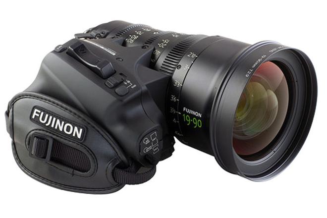 Fujinon 19-90mm T2.9 Cabrio Zoom
