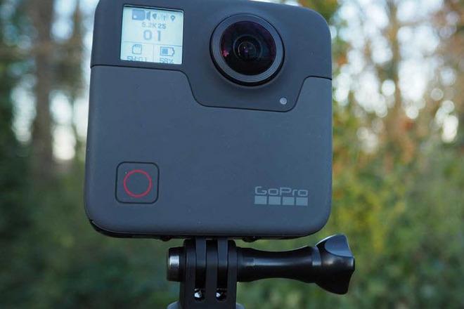 Rent a GoPro Fusion 360 Camera, Best Prices | ShareGrid Los