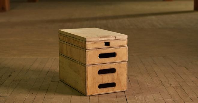 Apple Box Family #1