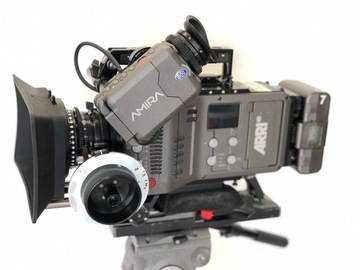 Rent: Arri Amira w/ Schneider Vintage Lenses Camera package
