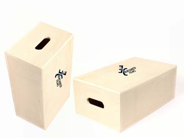 Rent:  Apple boxes