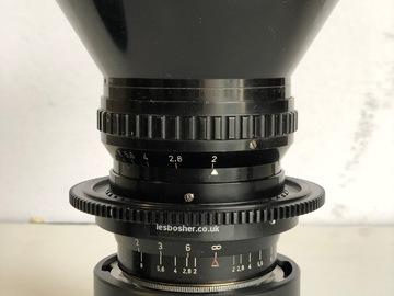 Rent: Schneider  XENON (Vintage) PL Prime Lens Set