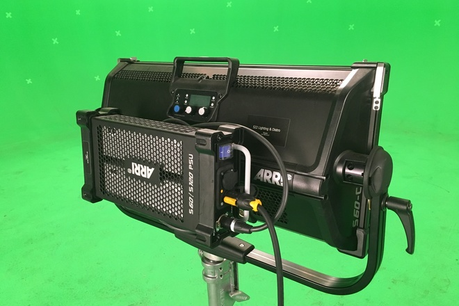 Arri Quasar Lighting Package