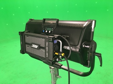 Rent: Arri Quasar Lighting Package
