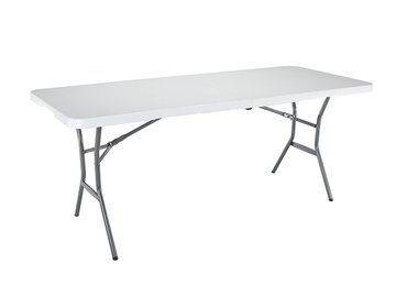 Rent: 6' Folding Table