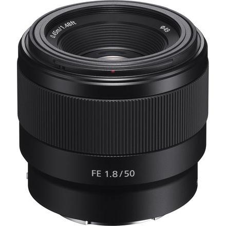 SONY FE 50mm 1.8