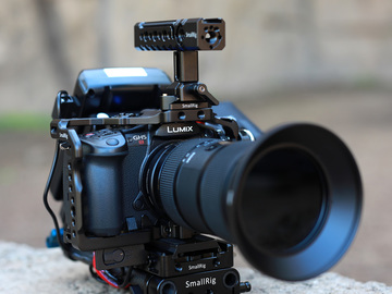 Rent: Panasonic GH5s Full Cinema Rig