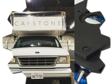 Rent: Capstone's 3-Ton Grip Truck Package (+Dana Dolly)