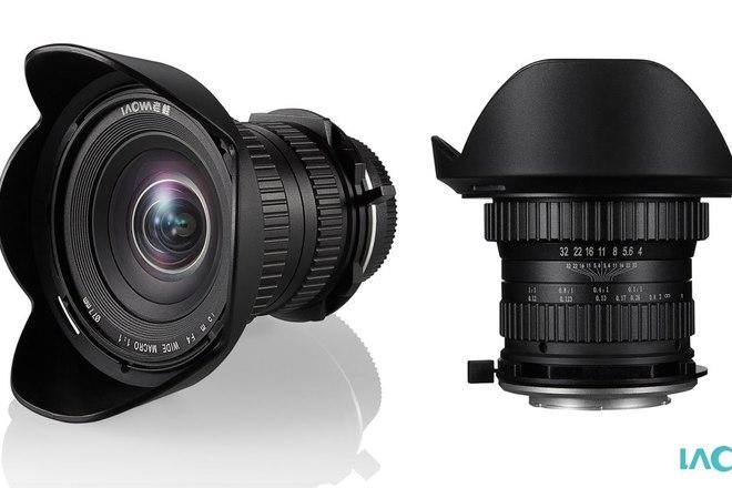 Laowa 15mm f/4.0 Wide Macro 1:1 Shift Lens