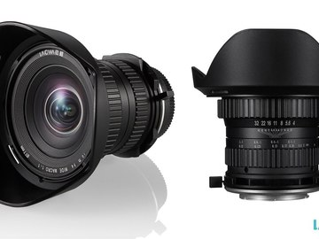 Rent: Laowa 15mm f/4.0 Wide Macro 1:1 Shift Lens