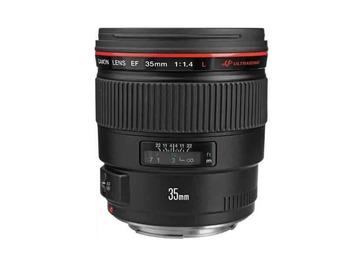 Rent: Canon EF 35mm f/1.4L I USM Lens