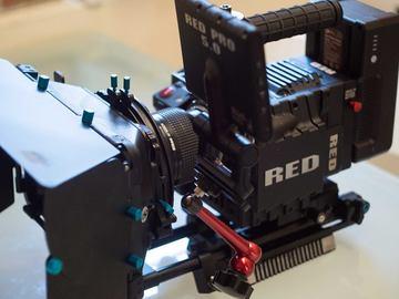 Rent: RED Epic M-X 5K + Lenses + Tripod + more!