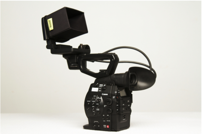 Canon C300 Camera Body (+ batteries, cards, and charger)