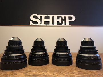 Rent: Zeiss CP.2 PL Lens Package