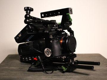 Rent: Sony  a7S Package + Atomos Shogun + Rokinon Lenses