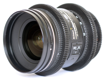 Rent: NIKON 17-35MM t2.8 zOOM LENS duclos cine TYPE
