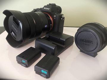 Sony A7S II 4K Camera