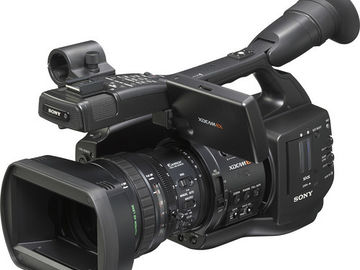 Rent: SONY PMW-EX1