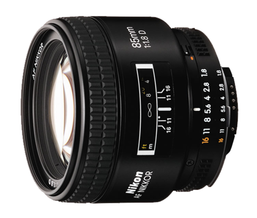 Nikon Nikkor 85mm f1.8 D
