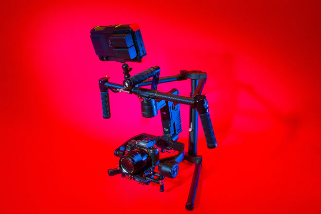 Sony a7S II (Ultimate Kit) Ronin M + Atomos Monitor + Tripod