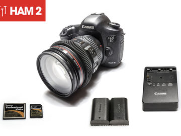 Rent: Canon EOS 5D Mark III | Canon 24-105mm F4 | C Fast Card