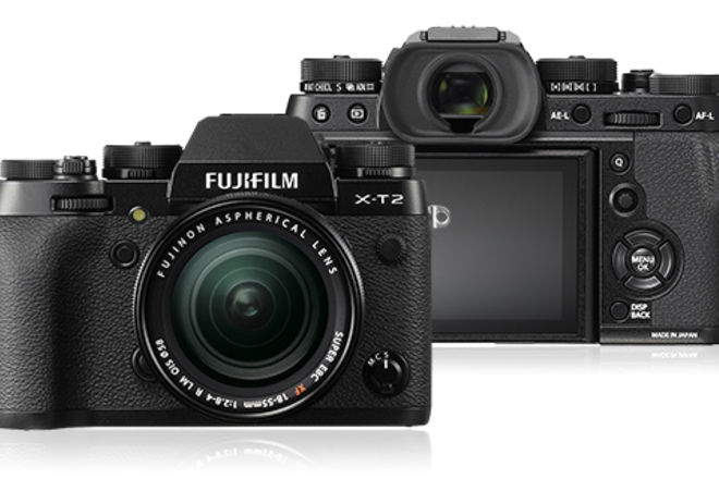Fuji  XT-2 Complete Package
