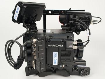 Rent: Panasonic VariCam LT 4K (PL or EF) Complete Body Kit