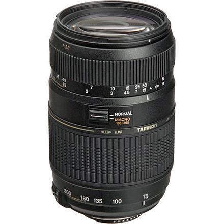 Nikon Tamron 70 - 300 mm f4.0