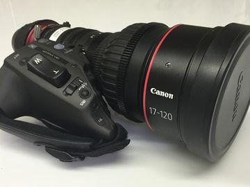 Rent: Canon 17-120 F2.8 Servo Zoom PL mount (X2)