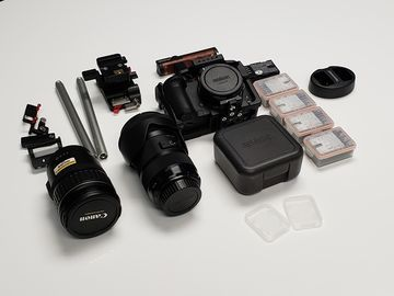 Rent: Panasonic Lumix GH5s + Sigma 18-35mm F1.8 Complete Package
